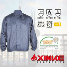 c/n8812 hot sales Fireproof jacket for security