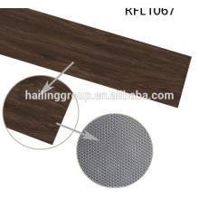 PVC vinilo suelo flojo Lay Vinilo tablón de vinilo sin pegamento