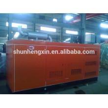 250KW312.5KVA generador silencioso generador diesel conjunto Powered by Cummins Engine