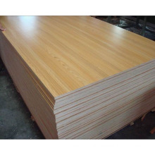 12mm / 15mm melamine laminated decoration plywood