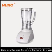 Blender Kitchen Appliance with Push Button Plastic Jar