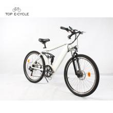 Fabriqué en Chine de haute qualité vélo de montagne électrique avec batterie intérieure