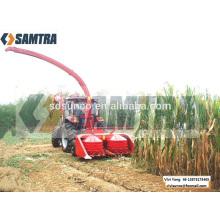 Tractor silage harvest feeding machine Sunco