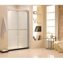 Security Glass Shower Gabinete / Banheiro Promoção Swing Shower Screens (E4)