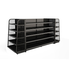 Convenience Store Gondola Display Racking