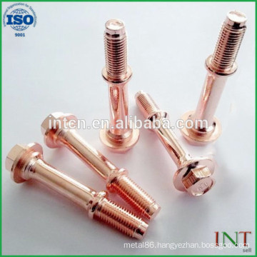 Custom Fabrication Services non standard cnc lathe precision aluminium parts