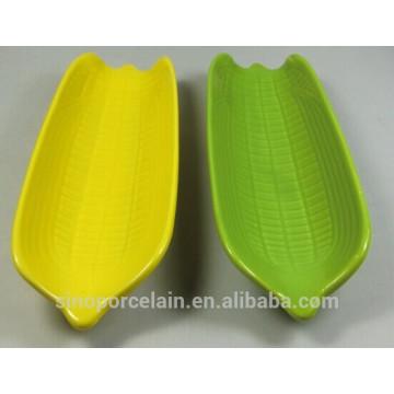 Maíz de cerámica en la placa de la mazorca para BS140813A