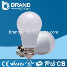 Hohe Helligkeit Plastik + Aluminium 9W E27 A60 LED Birnen-Licht, CER RoHS