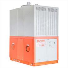 Air Cooled Single Compressor Screw Evaporative Chiller
