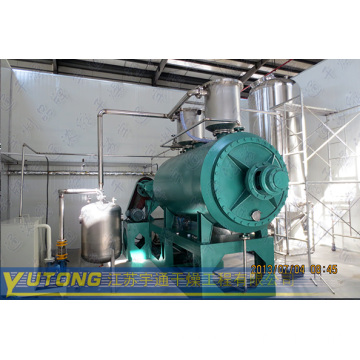 Vaccum Harrow Dryer with Solvent Recyling