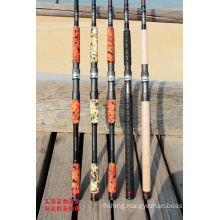 FUJI Guide High Carbon Xh Action Over Hard Sankehead Rod Black Fish Rod