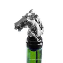 Cabeça de Cavalo Vinho Pourer, Pourer garrafa