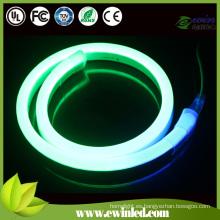 2016 Nueva Cilíndrica 18 mm LED Neon Flex