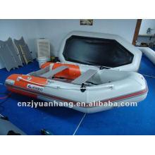 (CE) 0,9 mm pvc Material wahlweise freigestellte Farbe Schlauchboot zum Verkauf H-SM270