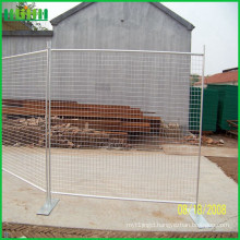 removable fence 40-60g hot dipped galvanized temporary fence