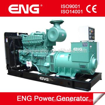 Prime power 180kw power generator diesel with cummins engine 6LTAA8.9-G2