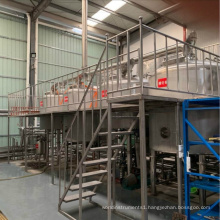 Buy 2500L draught beer fermenting equipment from China