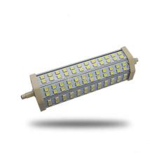 Nuevo 2014 Extrusionado de aluminio Dimmable R7s LED bombilla luz de la lámpara 5050 SMD