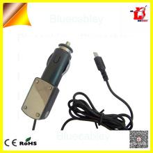 Panel decorativo micro USB cable de datos cargador de coche eléctrico para teléfono móvil