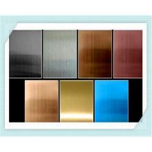 Farbe Edelstahlblech Preis pro Kg