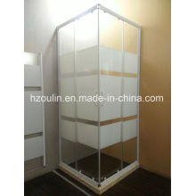 Simple Shower Enclosure with with Frame