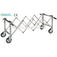 DW-TR002 High Quality Aluminum Alloy Foldaway Church Trolley