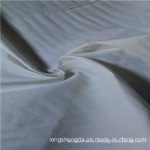 Wasser & Wind-beständige Anti-Statik-Sportbekleidung Gewebte Pfirsich-Haut 100% Polyester-Gewebe Graues Gewebe-graues Tuch (43379)