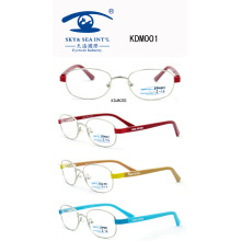 2016 New Arrival Hot Sale Kids Metal Optical Frames (KDM001)