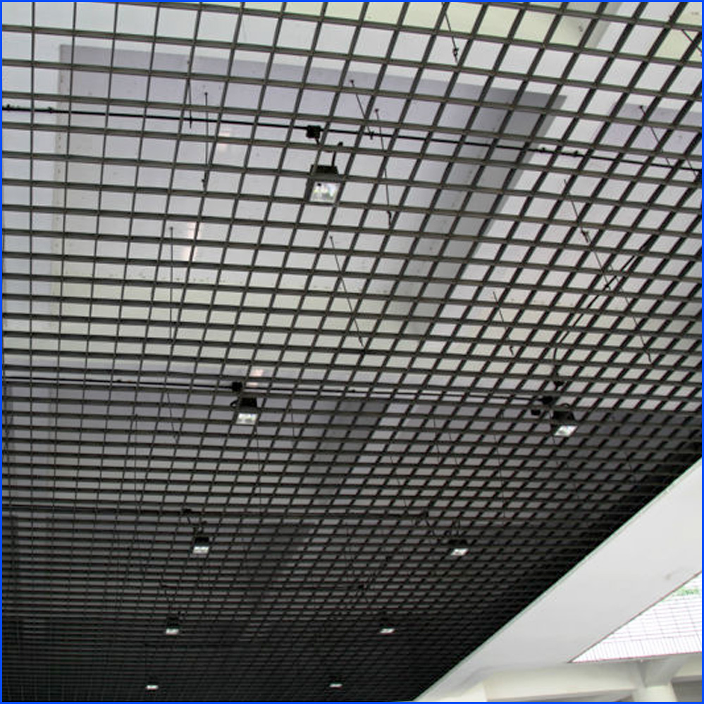 Steel Grid Ceiling