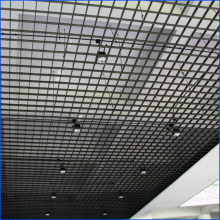 Hot Dipped Galvaniserat Grating Ceiling