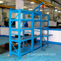 Injection Tooling Mold Rack System