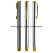 Plumas de marca famosa del rotulador metálico (LT-D015)