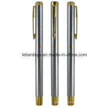 Canetas de marca famosas de caneta de rolo de metal (LT-D015)