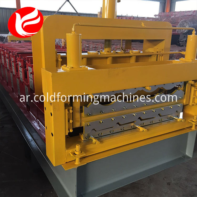 double layer roll forming machine 2