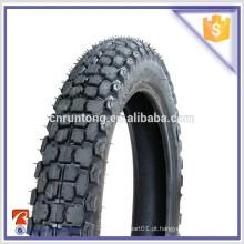 Carcaça de pneu de motocicleta de alta qualidade de preço barato