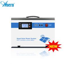 China factory 500w 1000w 3000w 5000w portable mini solar power system for home