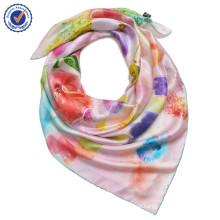 High-End-persönlichen Sammlung reine Seide SWS232 bunten Seidenschal für Frauen Schal Großhandel