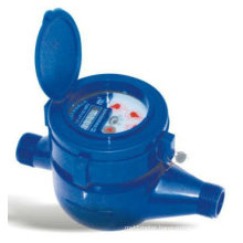 Rotary-Vane Wet-Dial Plastic Liquid Sealed Meter(LXSY-15~25)