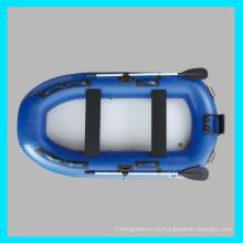 CE 2 Person aufblasbare Hovercraft, Bass Boot