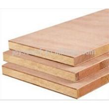 Paneles de carpintería sintética y melamina para muebles y puertas