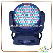 RGBW 120 * 3w DMX DJ bewegliches Licht, beweglicher Kopf LED