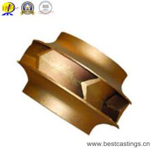 Coulée de bronze perdue de précision de moulage de cire d'OEM