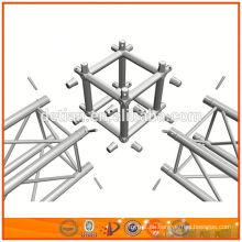 10cm * 10cm Aluminium Zapfen Fachwerk aus Shanghai Truss Manufacture