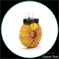 T106-26 Toroid Core Inductor Wire Wind Wound 100uH 81mOhm 2 Amp