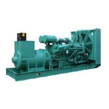 Sistema de generador diesel de 750kVA 600kw CUMMINS con el alternador de Stamford