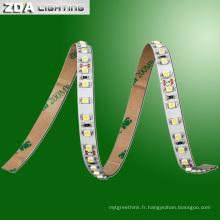 Éclairage de bande LED étanche / bande lumineuse LED flexible