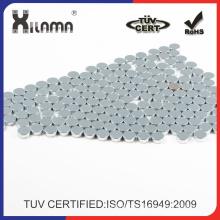 Very Thin Neodymium Disk Magnets 10mm Dia X 0.5mm