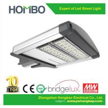 La luz de calle llevada estupenda estupenda de la alta calidad 60W ~ 90W ponen la viruta del LED sobre IP65 El aluminio impermeable llevó la lámpara al aire libre