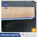 CE / SGS / ISO9001 approuvé de haute qualité PVC plancher