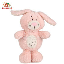 Brinquedo de coelho de orelha longo recheado encantador por atacado